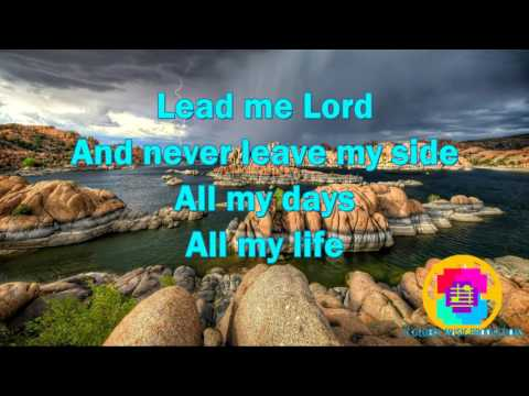 LEAD ME LORD MINUS ONE by Gary Valenciano