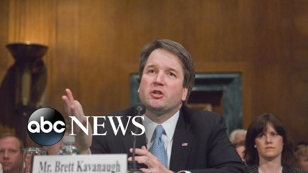 A woman alleges Brett Kavanaugh held her down and attempted to sexually ...