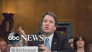 Supreme Court battle continues as Kavanaugh hearings approach