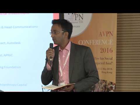 25 May 2016 Digital Transformation: The Future of Venture Philanthropy and Social Investment