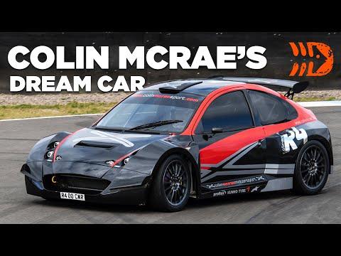 Colin McRae's Dream Car - The McRae R4