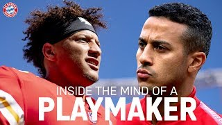 Thiago X Mahomes | Inside the Mind of a Playmaker