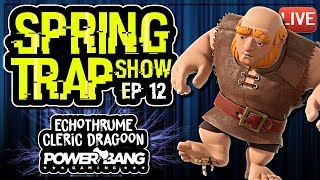 POWERBANG ANSWERS CLASH and BRAWL STARS QUESTIONS   SPRING TRAP SHOW ep 12   Clash of Clans