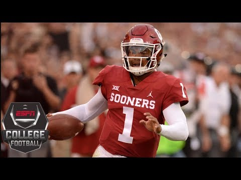 College Football Highlights: Kyler Murray, Oklahoma survive challenge from Army | ESPN