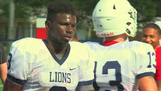 Xavier Williams - Chaminade-Madonna Wide Receiver - Highlights/Interview - Sports Stars of Tomorrow