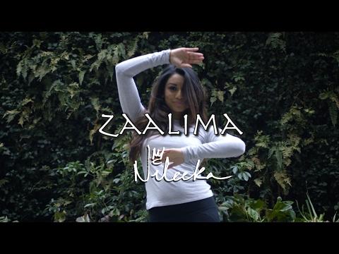 Zaalima   Raees   Shah Rukh Khan & Mahira Khan   Dance Cover by Nileeka