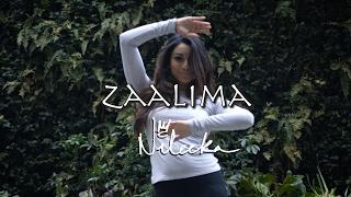 Zaalima | Raees | Shah Rukh Khan & Mahira Khan | Dance Cover by Nileeka