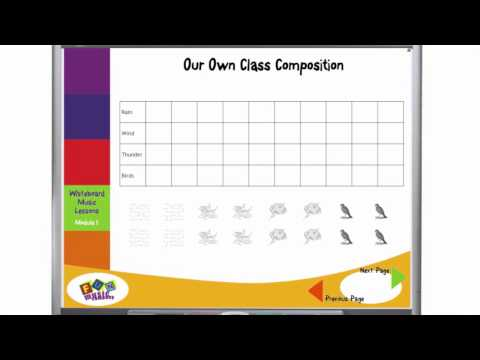 Teaching Music Composition for Early years