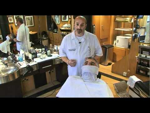 Joseph Lanzante Shaving And Barbering Courses