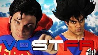 Download Goku vs Superman VOSTFR - ERB Saison 3.5 MP3 song and Music Video