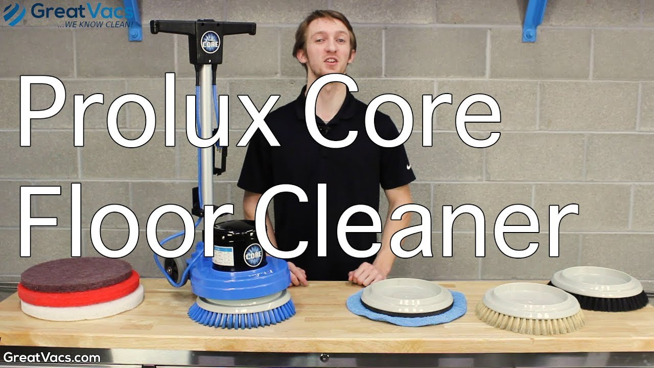 New Set of Pads for the Prolux Core