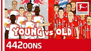 Leipzig vs. Bayern: Clash of the Ages - Powered by 442oons