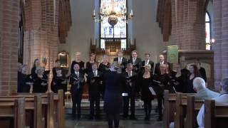 From a concert in Helga Trefaldighets Church, Uppsala, Sep 25, 2016...