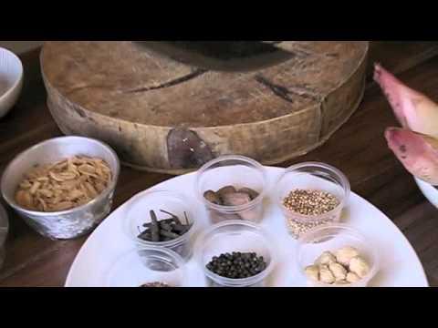 Bahan bahan Bumbu Nasi Campur Bali