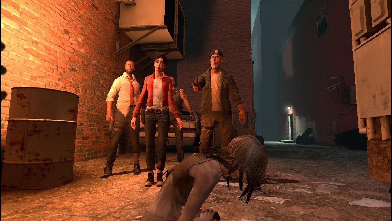 L4D2   Live With Clutchpro   I Hate Mountains   Nude Witch