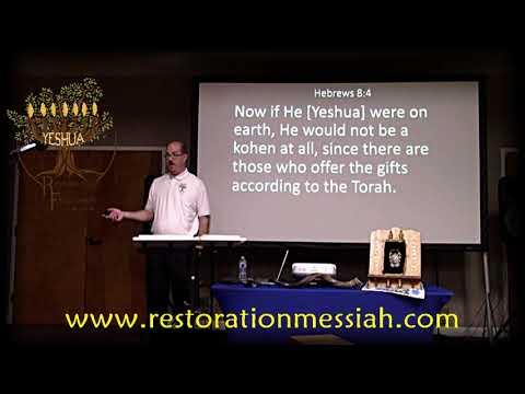 Hebrews - Unlimited & Superior Priesthood of Messiah Yeshua