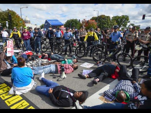 PARDON THE DISSENT w/ Joey Vincent 9/29/15 Topics: Black Lives Matter protests/Twin Cities Marathon