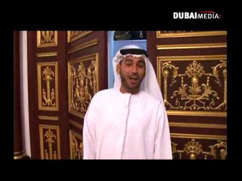 Dubai TV Show in English about Arabian Emirati Culture: Weddings