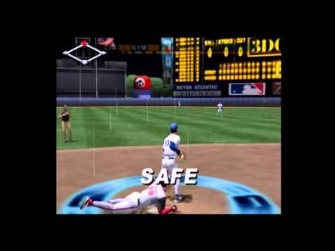 High Heat Major League Baseball 2004 Reds vs Mets Part 1