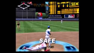 High Heat Major League Baseball 2004 Reds vs Mets Part 1