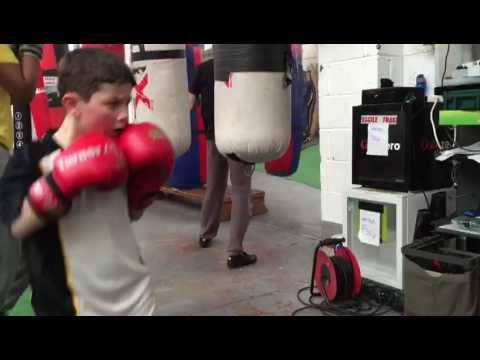 Turner Sports UK - Boxing Gloves for Kids