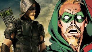 Will Stephen Amell Grow Green Arrow's Goatee?!