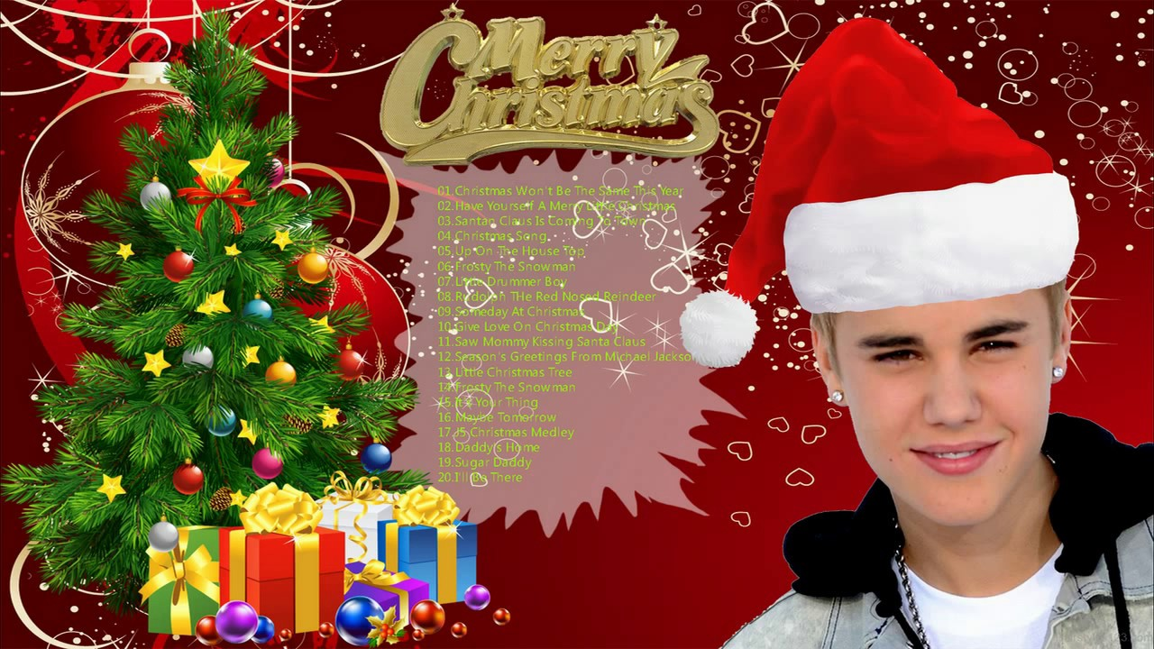Best Songs The Justin-Bieber Merry Christmas Greatest Hits Album ...