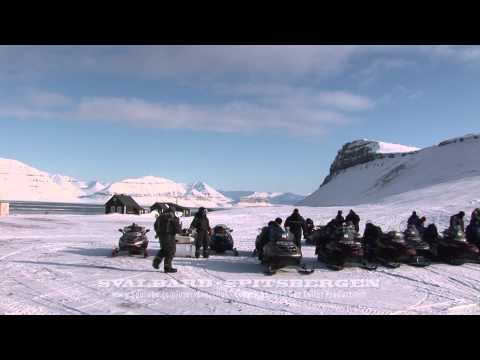 Winter Season Spitsbergen