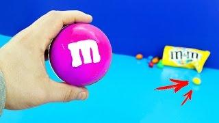 ОГРОМНЫЙ M&M