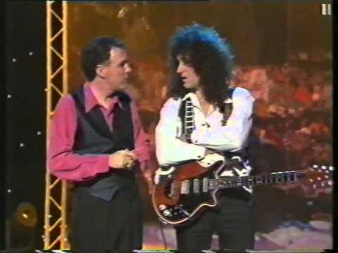 Brian May on the Richard Digance Show