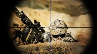 Good old-style Airsoft Sniper Gameplay