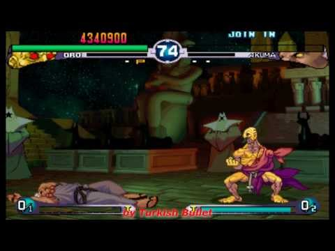 Street Fighter III: 2nd Impact - Giant Attack (Arcade) - (Oro | Hard Difficulty)