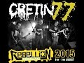 Cretin 77 Babylons Burning Cover
