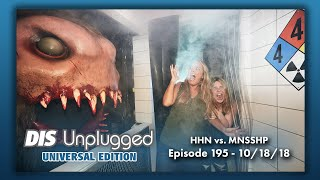 Halloween Horror Nights vs Mickey's Not-So-Scary Halloween Party | Universal Edition | 10/18/18