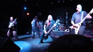 Suffocation - As Grace Descends 10/06/14 @Oddbodys Dayton, Ohio