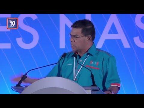 Ada pemimpin kanan PKR tak hadir mesyuarat putuskan Anwar calon PM8 - Saifuddin