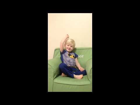 Connor's 4 yr old interview
