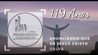 Transmissão ao vivo - Igreja Presbiteriana de Alto Jequitibá -04-04-2021