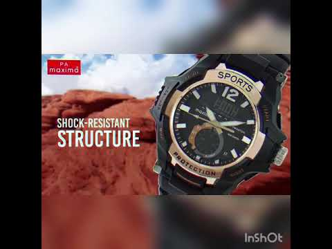 Maxima Watches | New Gadget | 2019 Top Wristwatch Collection | New Watches For New Generation |