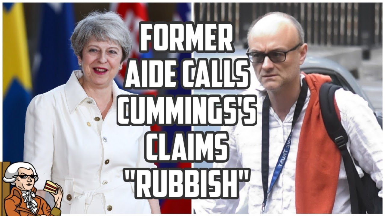Dominic Cummings Brexit Claims Rubbished By Former Tory Aide!