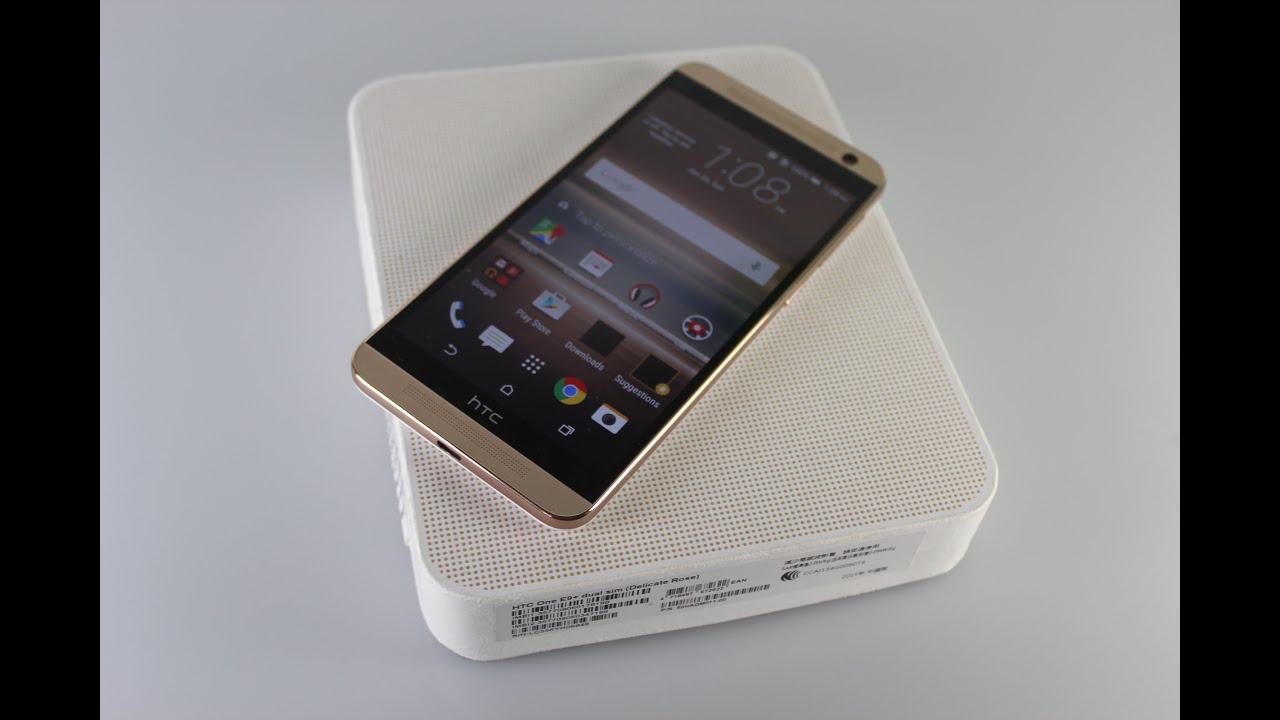 Видео обзор HTC One M9+ (M9 Plus) - YouTube