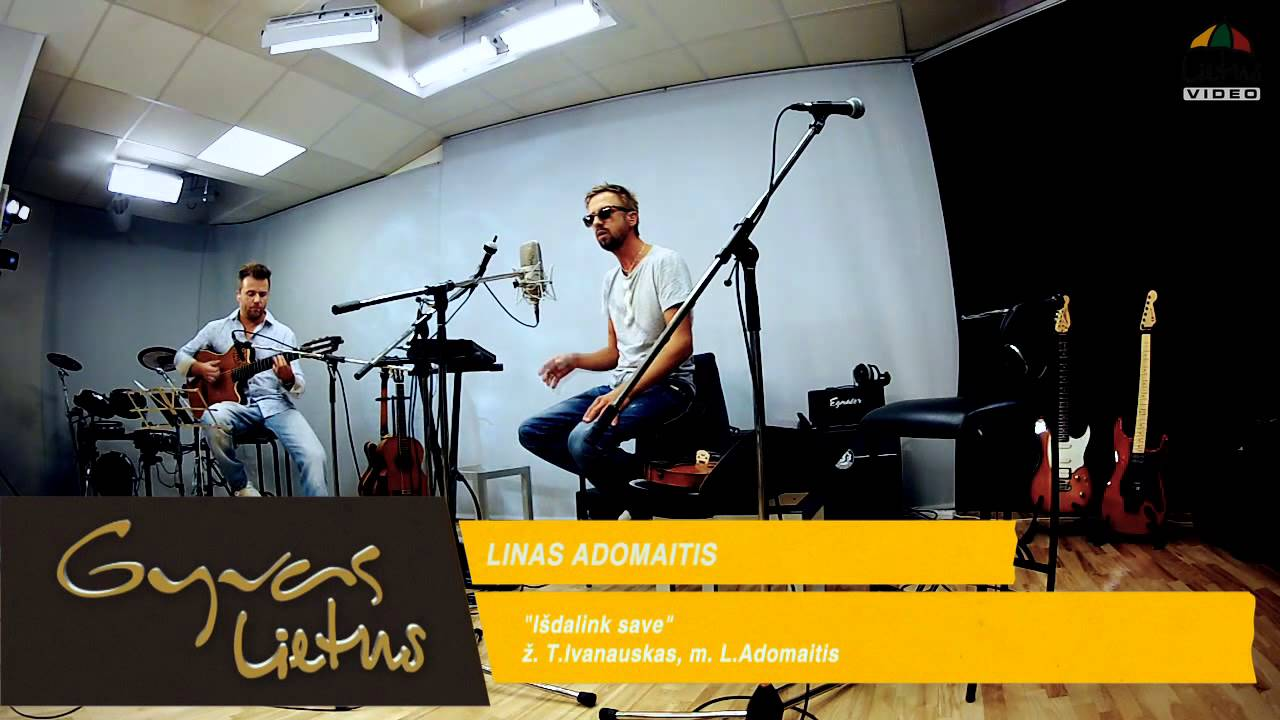 Floating to You (Live) by Linas Adomaitis on Amazon Music