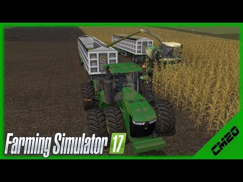 Farming Simulator - PV17v3 / Ep.4 - Just a little Chaff