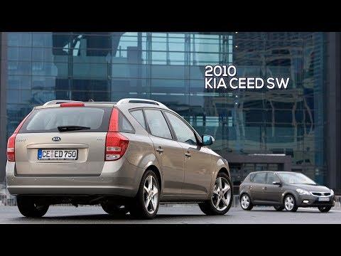 2010 Kia Ceed Sw Kia Ceed Sw 2010 Youtube