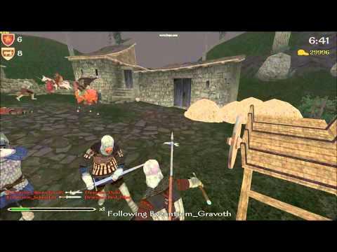 Byzantium VS Deserter
