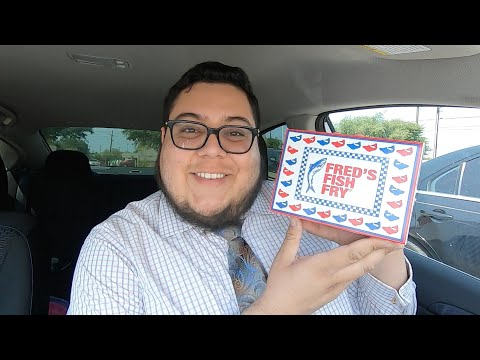 Is Fred's Fish Fry Any Good? #FoodReview