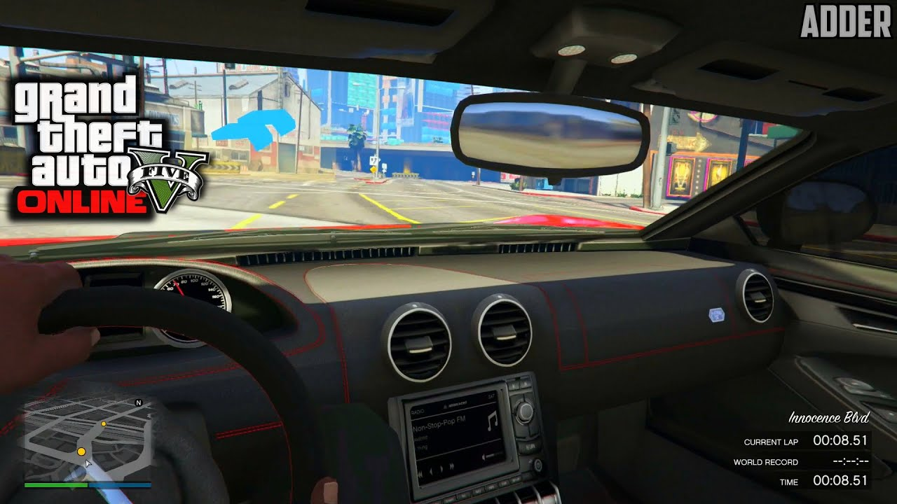 gta 5 ps4 all super cars interior showcase gta v first person youtube. Black Bedroom Furniture Sets. Home Design Ideas