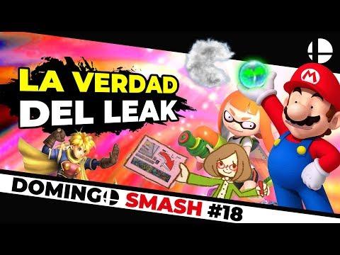 ¿GRAN FILTRACIÓN? UN OBJETO MISTERIOSO Y POSIBLES PISTAS   Smash Bros Ultimate Domingo Smash #18