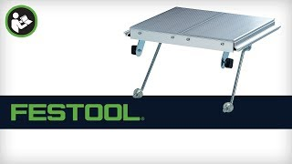 Festool Cms Router Table Outfeed Table Extension (492092)