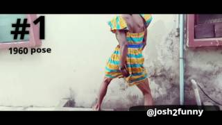 (Josh2funny) Different Urination positions for African Ladies.